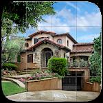 Luxury Houses Puzzle icon