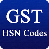 GST HSN Code India