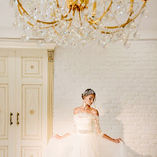 Wedding photographer Alisa Plaksina (aliso4ka15). Photo of 16.10.2017