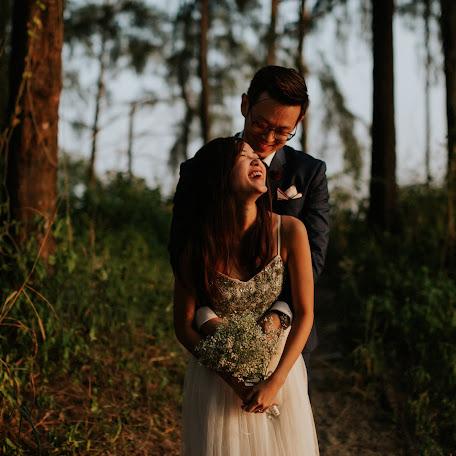 Wedding photographer Wei Zhen (zhen). Photo of 19.04.2017