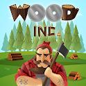 Wood Inc. - 3D Idle Lumberjack Simulator Game icon
