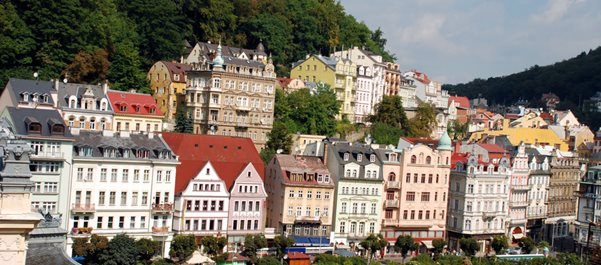 Férias em Karlovy Vary