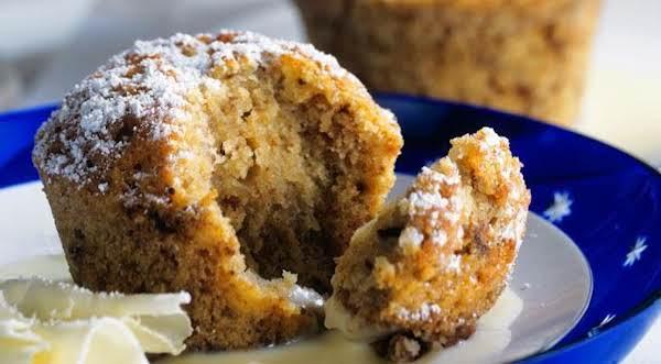 Ginger Muffins Recipe