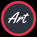 Art reborn - Layers Theme icon