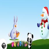 Bunny Yummy Jump