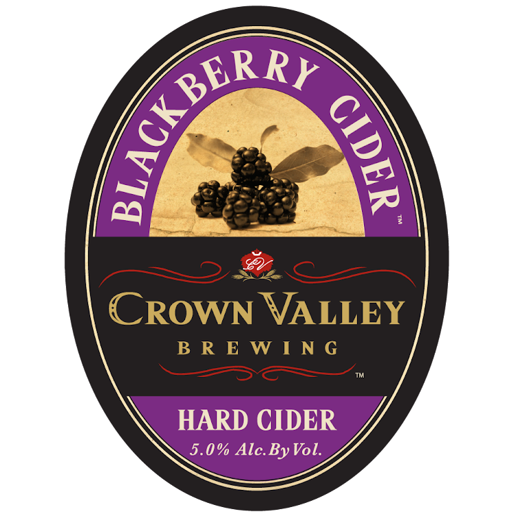 Logo of Crown Valley Blackberry Cider