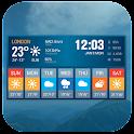 Weather Widget &7 Day Forecast icon