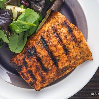 Grilled Blackened Salmon Recipes