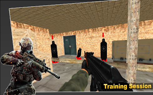 Commando IGI Gun Shooter 3D 3