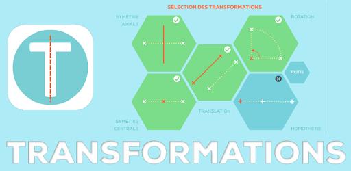 Transformations captures d'écran