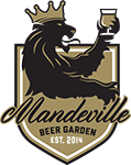 Logo for Mandeville Beer Garden