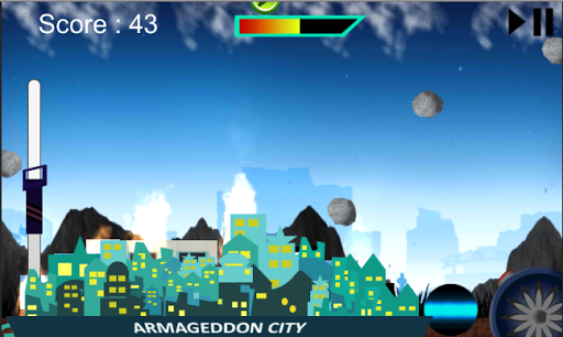 Armageddon City - Be the Hero