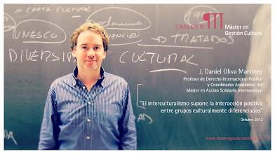 Photo: J. Daniel Oliva Martínez - Derechos culturales, diversidad cultural y pueblos indígenas