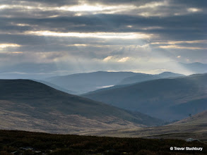 Photo: Glen Bardy from Peter's Hill, Ballater