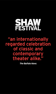 Shaw Festival - náhled