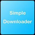 간단한 4Shared 다운로더 icon