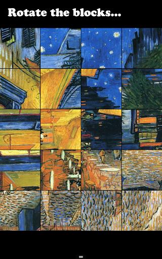 Tap Turn Van Gogh Free Ed.