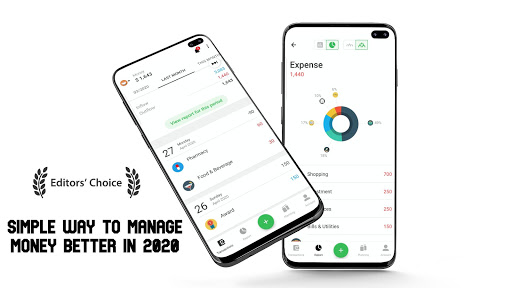 Money Lover: Expense Manager & Budget Tracker 4.2.2.2020100704 Screenshots 1