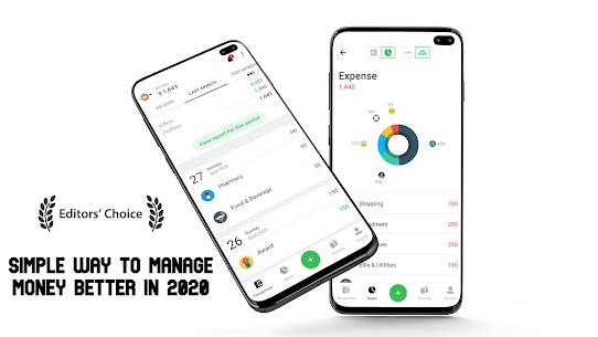 Money Lover: Expense Manager & Budget Tracker MOD 4.2.2.2020100704 (Premium) 1