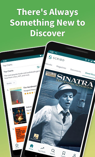 Scribd: Audiobooks & ebooks screenshot 5