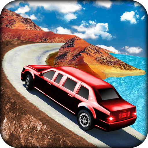 Limo Car Offroad Hill Driving Game (game)