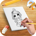 Learn to draw Shopkins icon
