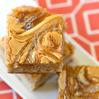 Apple Cinnamon Butter Bars