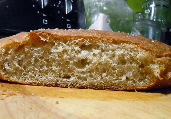 Italian Bread-bread Machine/oven Recipe