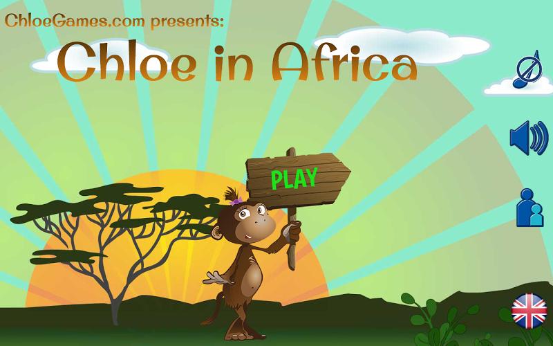 Скриншот Chloe in Africa Free