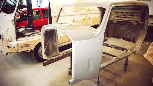bugatti véhicule ancien restauré
