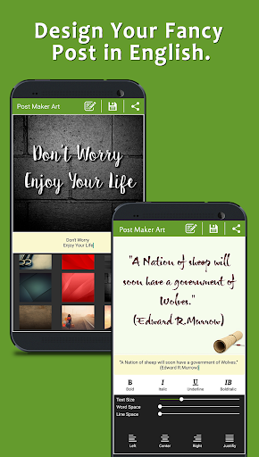 Post Maker - Fancy Text Art 1.10 Apk for Android 9