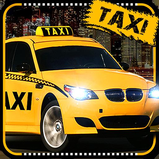 模拟の現代のスーパー市タクシーデューティ LOGO-記事Game