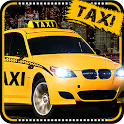 Modern Super City Taxi Duty icon