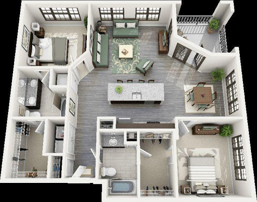 House Plan Ideas 3D for PC