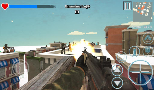 Resident Zombie Survival  screenshots 10