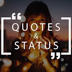 Quotes and Status Icon