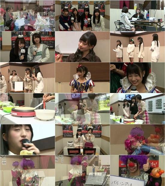 (TV-Variety)(480p) HKT48 – 箱推宮 4生会~1461日分の感謝・楽しまんといかんばい~ 151125 151126