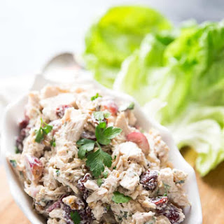 Rotisserie Chicken Salad Recipe