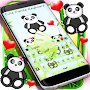 Keyboard Cute Panda APK icon