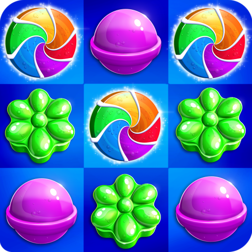 Lollipop Crush Match 3 file APK Free for PC, smart TV Download