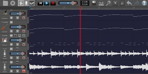 Recording Studio Pro Plus 6.0.7 screenshots 1