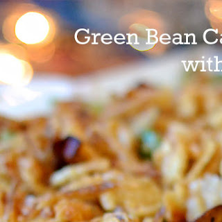 IIGreen Bean Casserole with Bacon