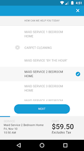 That's Clean Maids for PC-Windows 7,8,10 and Mac apk screenshot 2