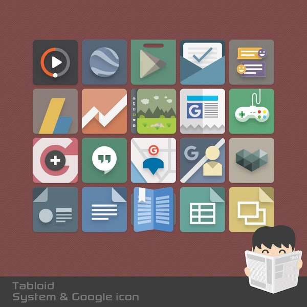 Tabloid Icon v2.5.5
