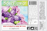 Logo of Henniker Sour Flower- Dry-Hopped Sour Ale
