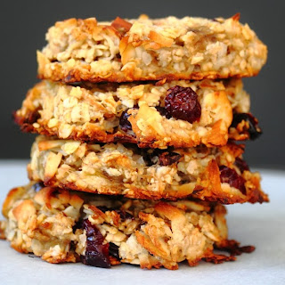 Gluten Free Breakfast Cookies.