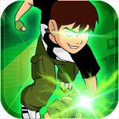 Little Boy Ben Hero Timer - Best Ben Alien Game