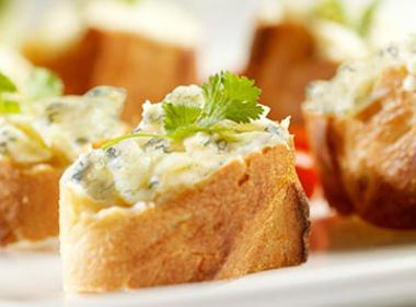 Blue Cheese, Honey & Pecan Spread Recipe