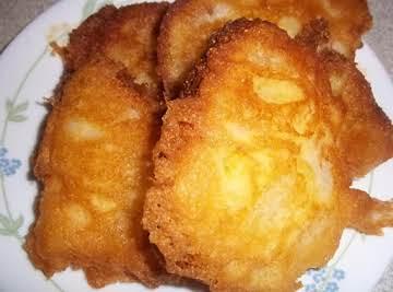 Onion Ring Wannabe's