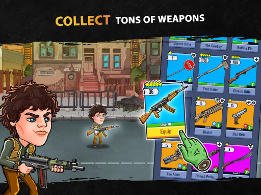 Zombieland: Double Tapper apkpoly screenshots 10